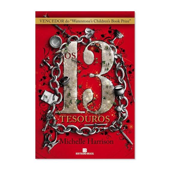 Livro Os 13 Tesouros - Michelle Harrison