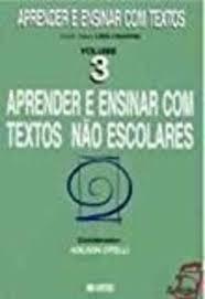 Livro Aprender E Ensinar Com Textos Coord Geral. Ligia