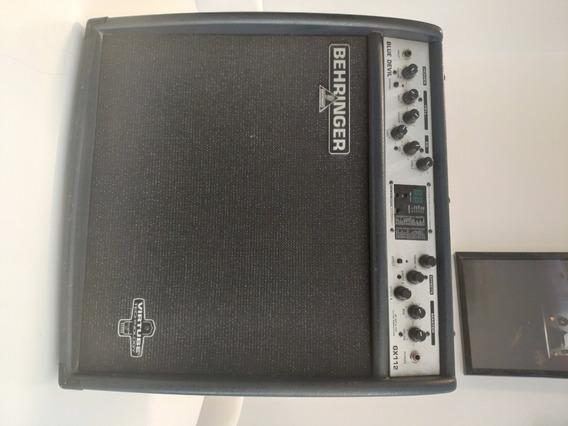 Amplificador De Guitarra Gx112 Behringer