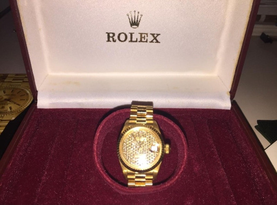 Relógio Rolex Date Just Feminino