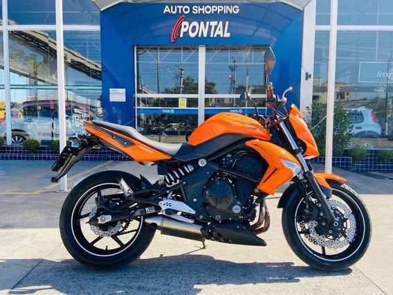 Er6-n Kawasaki Ano 2011 Financiamos Em Até 36x