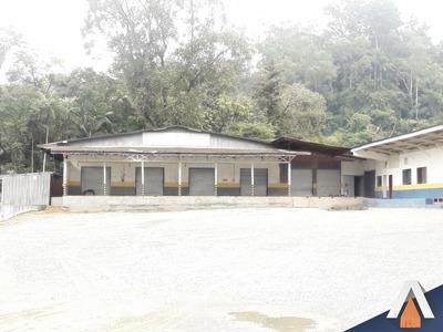 Acrc Imóveis - Galpão Comercial - 546 M² - 20 Vagas De Estacionamento - 01 Sala - 02 Bwc - Gl00141 - 34051477