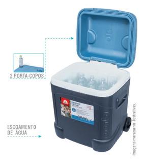 Cooler Igloo Caixa Termica 101 Latas 66 Litros Festa Cerveja