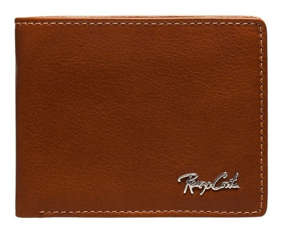 Billetera Para Hombre Renzo Costa-wp Etr-17 587270 Leather