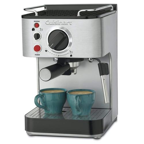 Cuisinart Em-100 Cafetera Espresso Capuchinera Espumador