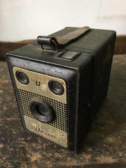 Camera Fotográfica Antiga Unica