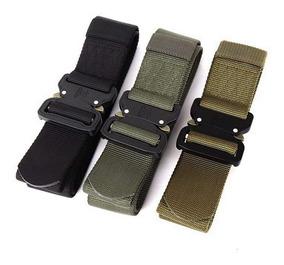 3 Pzs. Cinturón Táctico Tipo Asalto Militar