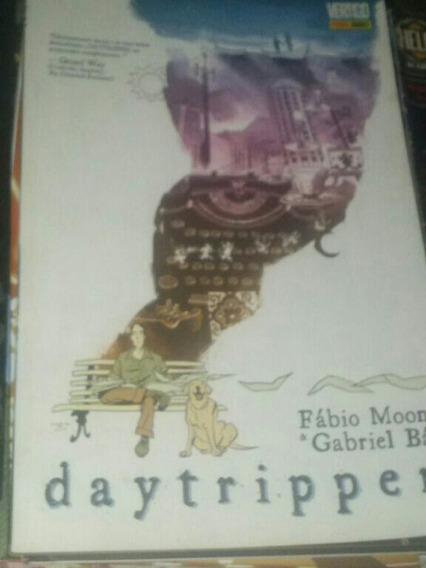 Daytripper- Panini, Capa Cartão