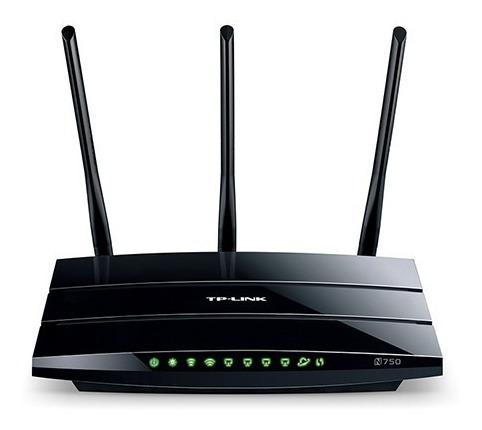 Router Dual Band Tp Link N750 (tl-wdr4300) 2xusb