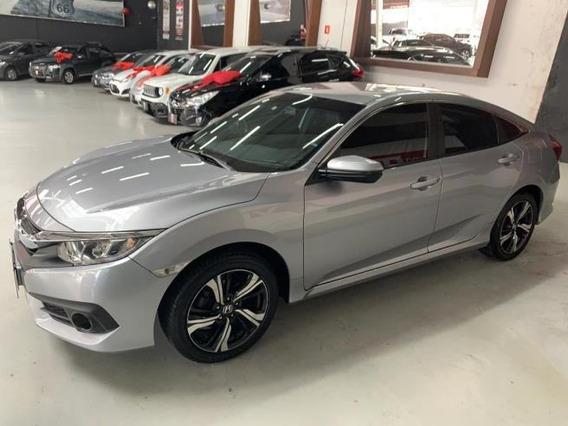 Honda Civic Exl 2.0 I-vtec Cvt Flex Automático