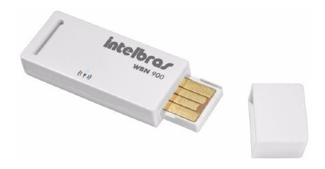 Adaptador Wireless Usb Intelbras Inet - Wbn900 N-150mbps 2.4