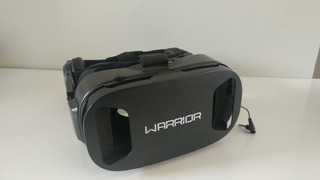 Óculos De Realidade Virtual Multilaser Warrior, C/ Headphone
