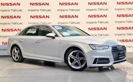 Audi A4 S Line Garantizado, Contado O Credito!! S