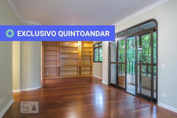 Apartamento No 3º Andar Com 3 Dormitórios E 3 Garagens - Id: 892971146 - 271146