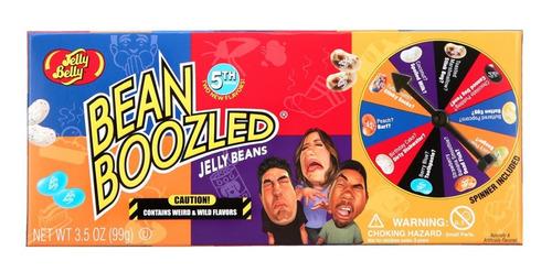 Jelly Belly Caja De Retos Bean Boozled Ruleta Sabores Raros