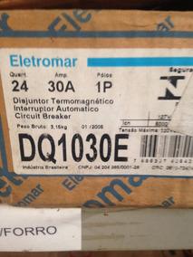 Disjuntor Eletromar 30a