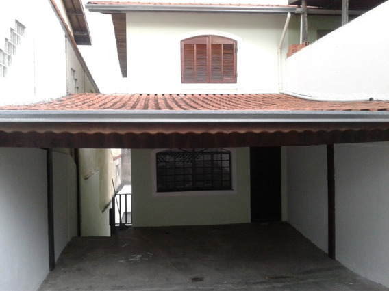 Sobrado C/ 3 Dorms; 4 Vagas, Quintal Amplo Ref. Fl23