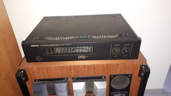 Amplificador Potência Nashiville Na 2200