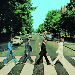 Abbey Road Vinilo Lp The Beatles Nuevo Europeo 2019