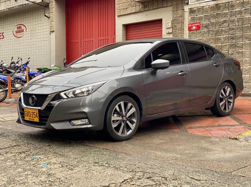 Nissan Versa Exclusive At 1.6