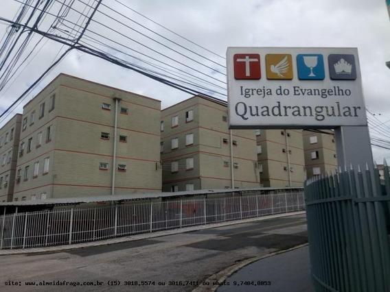 Apartamento Para Venda Em Sorocaba, Jardim Leocadia - 1815_1-1327185