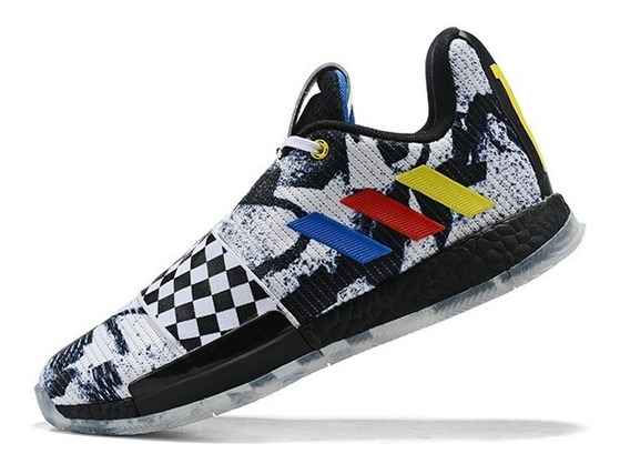 Tênis adidas Harden Vol. 3 All-star - Multi Cores