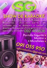 Sg Karaoke Y Discoteca . Reuniones , Fiestas Y Eventos.