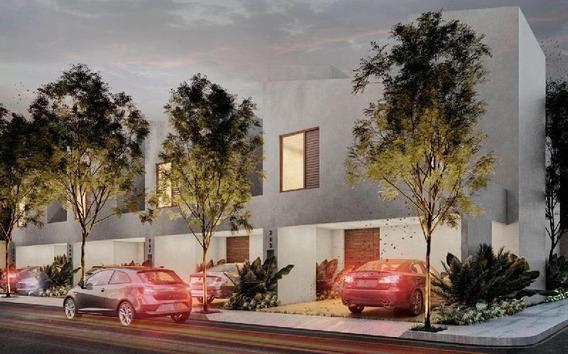 Venta Townhouse En Monte Alban, Dos Recamaras, 2 Baños Y Medio, Rooftop, Estacionamiento 2 Vehiculos