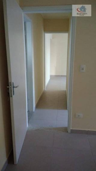 Apartamento Com 2 Dormitórios Para Alugar, 80 M² Por R$ 1.100/mês - Vila Baeta Neves - São Bernardo Do Campo/sp - Ap0570
