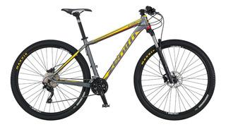 Bicicleta Mtb Zenith Calea Elite Rodado 29 Shimano Deore 20v