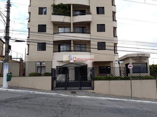 Imagem 1 de 12 de Apartamento Padrão - Lazer E Acessibilidade - Ótima Oportunidade Custo Beneficio!!! - Di121