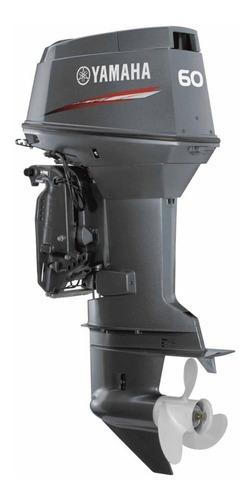Imagen 1 de 5 de Motor Yamaha 60 Hp Fetol 2ta.electrico C.distancia Powertrim