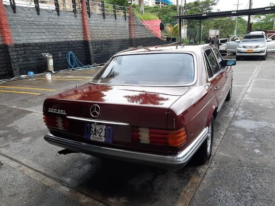 Mercedes Benz Sel 280 Modelo 81