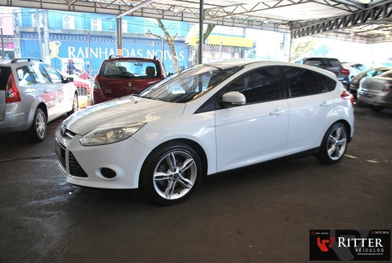 Ford Focus 1.6 S Sedan 16v Flex 4p Manual