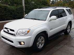 Toyota 4runner Limited 2007 ¡¡extremadamente Impecable!!