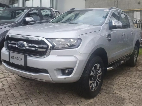 Ford Ranger Limited At 4x4 Diesel 2020