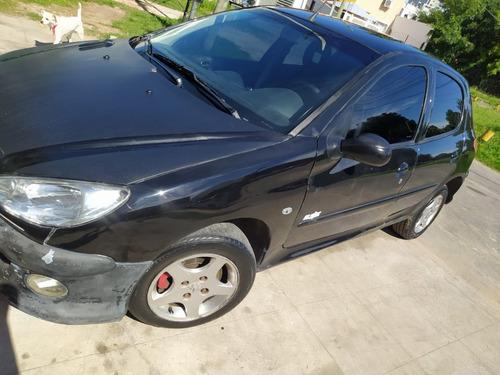 Peugeot 206  Xt 1.6 5p