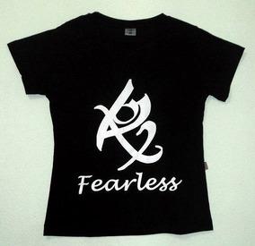d014802c18 Camiseta Os Instrumentos Mortais Fearless Shadowhunters
