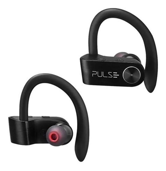 Fone Bluetooth Sem Fio Esporte Resiste Agua Pulse Ph267