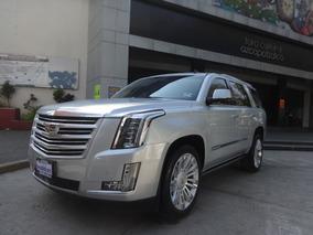 Cadillac Escalade 5p Suv Platinum,ta8,6.2l,7pas.,gps,qc,ra22