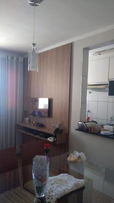 Apartamento Com 2 Dormitórios À Venda, 45 M² Por R$ 160.000 - Residencial Macedo Teles I - São José Do Rio Preto/sp - Ap0536