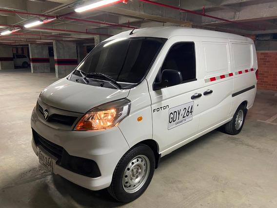 Mini Van Cargo 2021