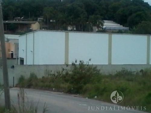Terreno Industrial À Venda - 799 M², Loteamento Olaria Parque Empresarial, Várzea Paulista,  Plano, Ótimo Para Construção De Galpão. - Te00157 - 69329900