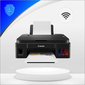Impresora Canon Pixma G3110 Wifi Multifuncion Tinta Continua