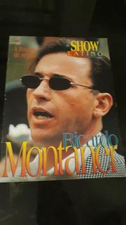 Ricardo Montaner Revista Especial Fotos Biografía 4 Posters