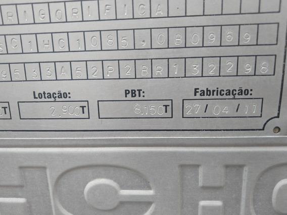 Baú Frigorifico Hc/11 P/ 3/4 Com 5m