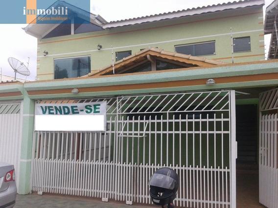 Linda Casa Residencial Ou Comercial Otima Para Investidor - Rt1097