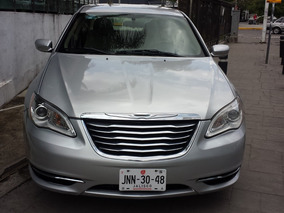 Chrysler 200 Plata 2012 Touring