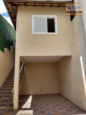 Casa Residencial À Venda, Jardim Santo Antônio Ii, Campo Limpo Paulista - Ca0221. - Ca0221