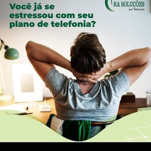 Imagem 1 de 1 de Você Já Se Estressou Com Telefonia? Se Sim Entre Contato